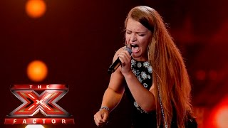 Watch Charli Beard sing Jennifer Hudson hit | The 6 Chair Challenge | The X Factor UK 2015