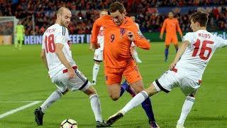 Match Pays Bas -Bielorussie 2019 // Qualification EURO 2020
