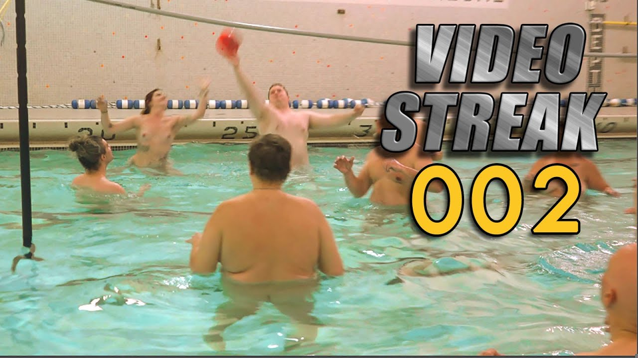 Naked Club's Video Streak edition 2