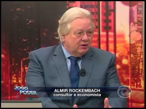 Canal CNT Jogo do Poder - Almir Rockembach 28/06/2015