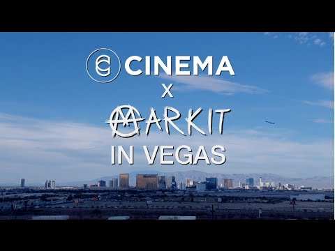 CINEMA x MARKIT BMX In Vegas