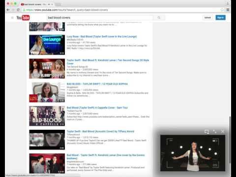 Extensión para navegar por YouTube sin dejar de ver el vídeo que esta