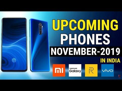 Upcoming Phones In November 2019 | Upcoming Phones List | Upcoming Mobiles Below 20000 | New Phones