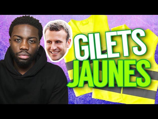 LES GILETS JAUNES - LONNI