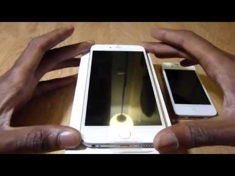 Déballage | IPhone 6 Plus 64 Go