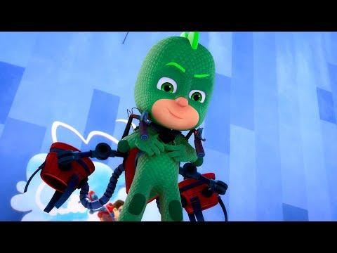 PJ Masks Episodes - PJ Masks and the Pogo Dozer - NEW 45 MIN Compilation - Cartoons for Children