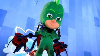 PJ Masks Episodes | PJ Masks and the Pogo Dozer | 45 Minute Compilation | PJ Masks Official #110
