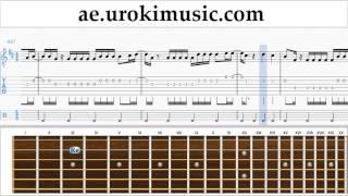 تعليم عزف جيتار Luis Fonsi - Despacito تدريب دروس تعليم مدرسه كتاب معلم لحن اغاني2