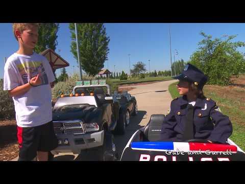 Sidewalk Cops 5 - The Fire Starter