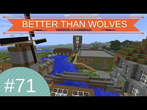 Better Than Wolves V4.AABBBbbb (STREAM) Finally a village, holding area