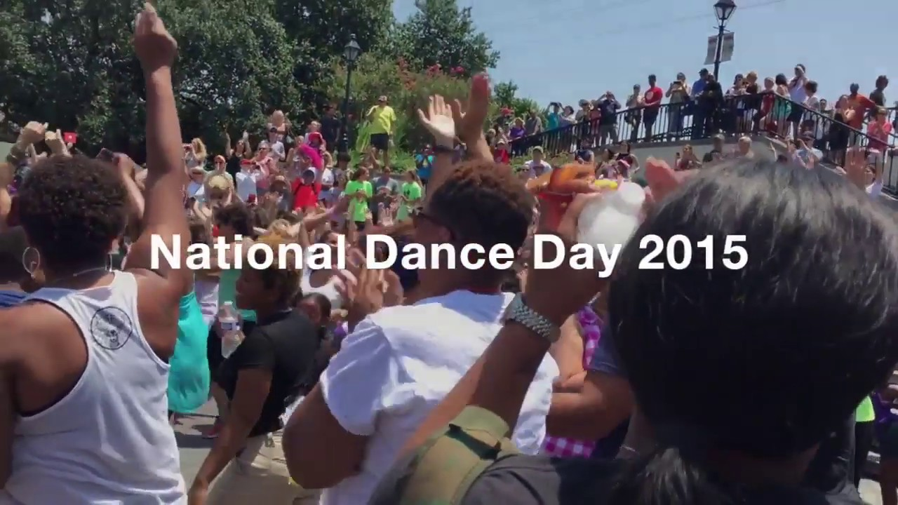 New Orleans National Dance Day Celebration