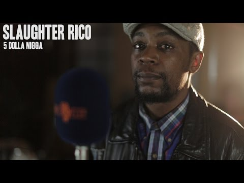 Slaughter Rico '5 Dollar Nigga' Live Performance | Don't Flop Entertainment