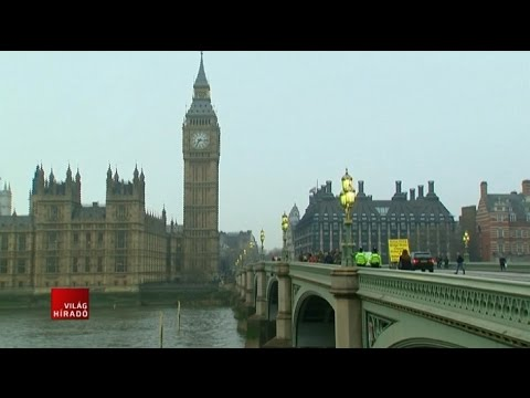 Londoni terrortámadás: Zajlik a nyomozás
