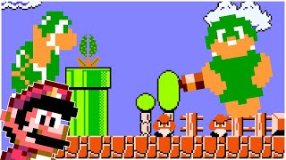 Hammer Brother (Demo) • Super Mario World ROM Hack