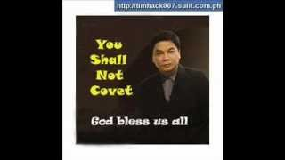 You shall not covet by Pastor Ed Lapiz