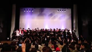 2015芝浦会 学祭 14 ENDING