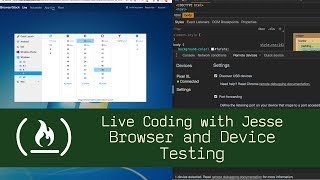 Browser and Device Testing - Live Coding with Jesse