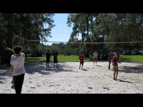 INTO University of South Florida - Fall Sports and Activities
