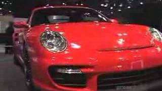 2008 ny auto show smart car zr1 and lamborghini