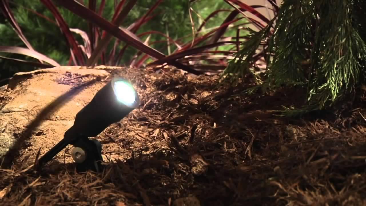 Pond U0026 Landscape LED Light Kit By Aquascape   Pond Lights U0026 Lighting