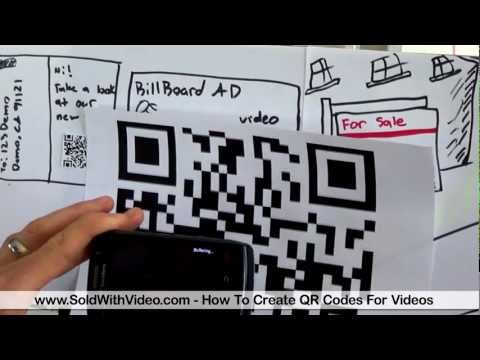 How To Create QR Codes For Videos And Improve Your Video Marketing