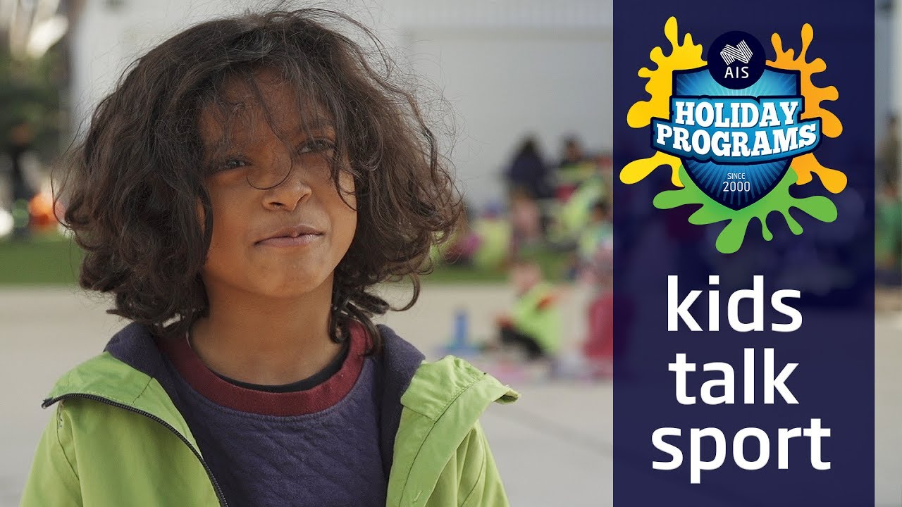 Kids Talk Sport: What's your favourite sport?