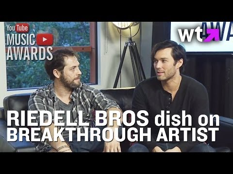 The Brothers Riedell Dish on Breakthrough Artist YTMA  What's Trending LIVE