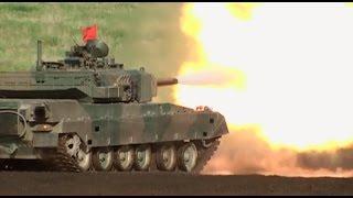 総火演 『90式戦車』 特集 JGSDF [Type 90 Battle Tank] Special