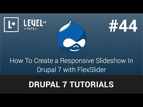Flex slider | drupal. Org.