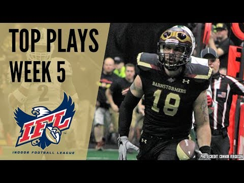 IFL Week 5 Top Plays