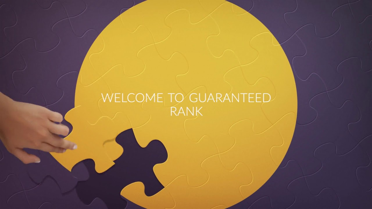 Guaranteed Rank : SEO Guaranteed Rank Dealer