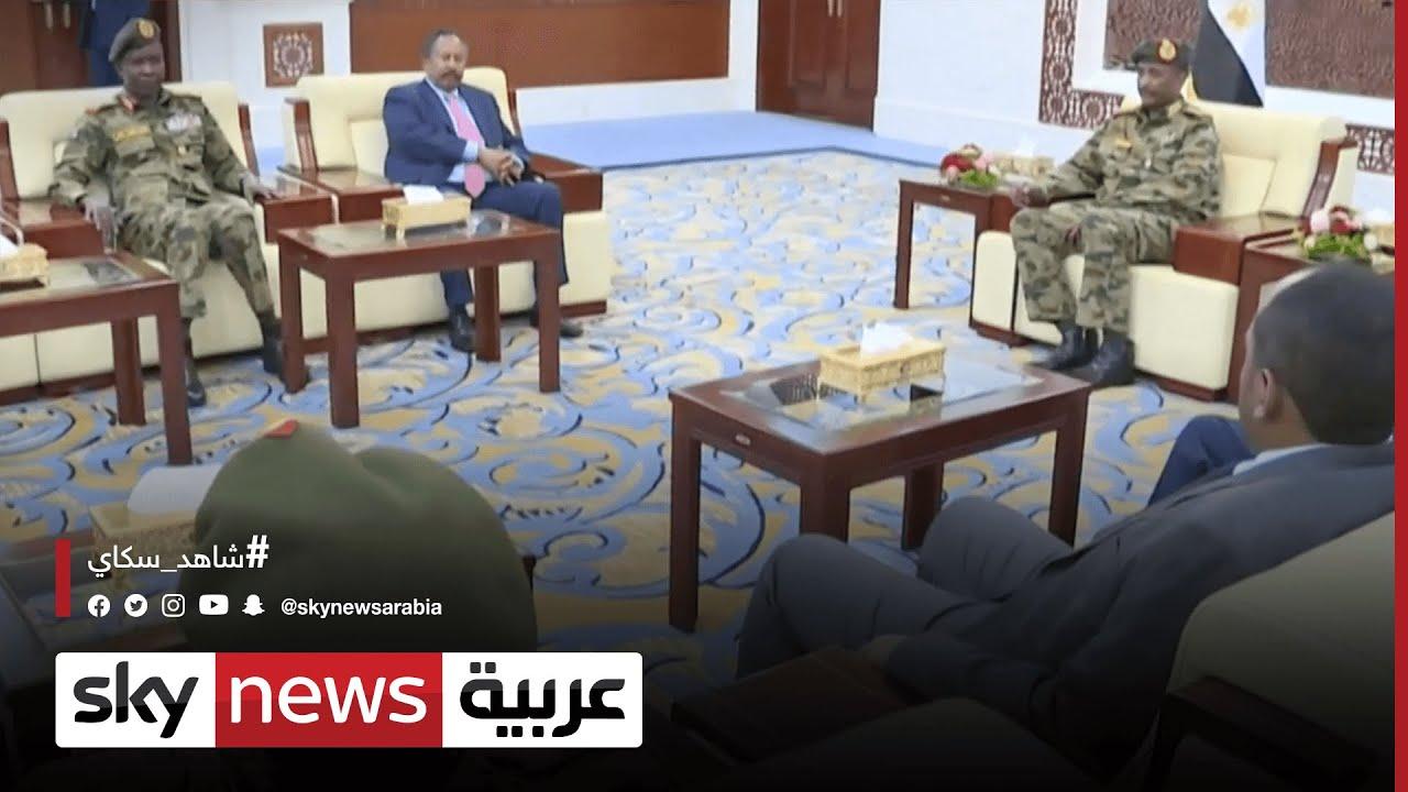 وزير الاتصالات السوداني: لا صحة لحديث حل مجلسي السيادة والوزراء  - نشر قبل 3 ساعة