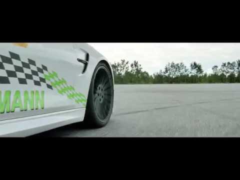 HAMANN - BMW M4 Competition mit R6-Biturbo beim High Performance Event | Continental