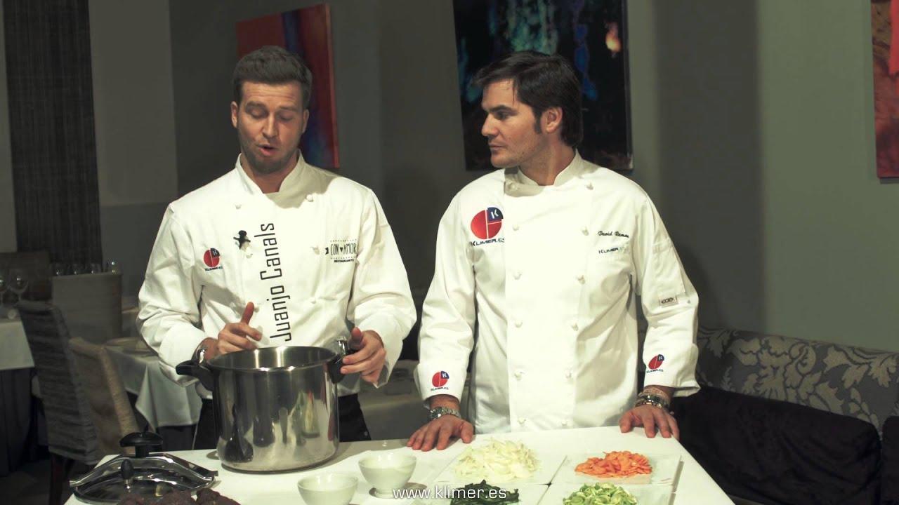 Tutorial cocinar con olla express aprende trucos y for Cocinar con olla express