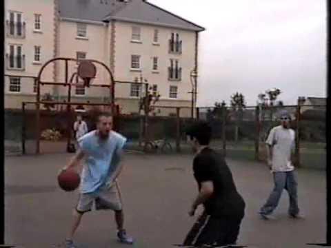 and one basketball