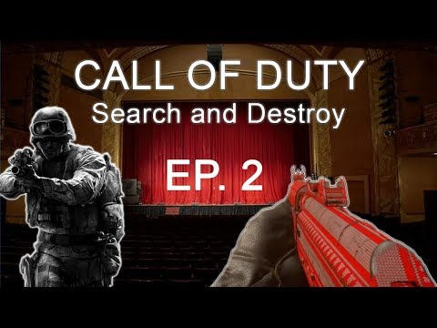 THE FUTURE OF SEARCH AND DESTROY PT. 2