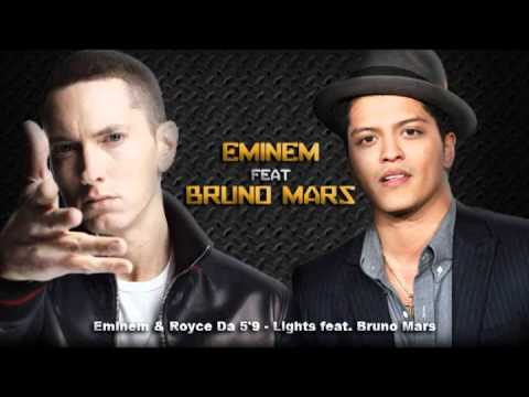 Клип Bruno Mars - Lights