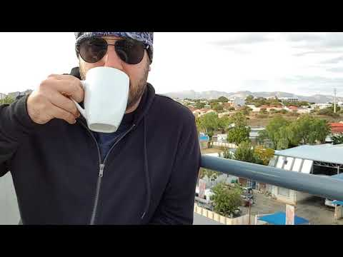 Namibia Trip (#1) - First few days in Windhoek