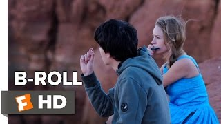 The Space Between Us B-ROLL (2017) - Britt Robertson Movie