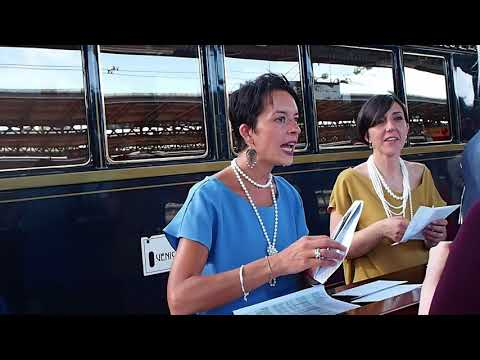 Orient Express Trip - Day Four - Paris And The Simplon Venice Orient Express