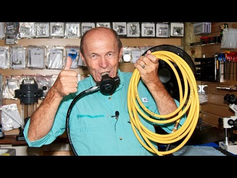 Scuba Tech Tips: Make Your Own Hookah Surface Supply - S08E03