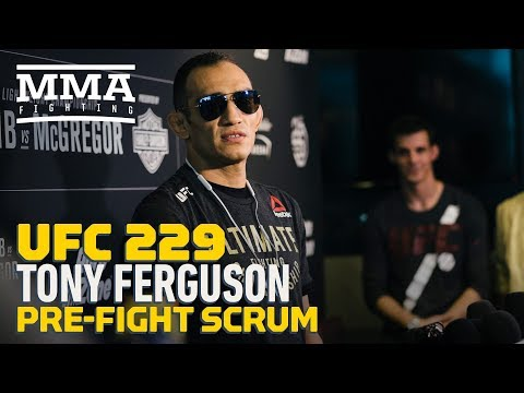 Tony Ferguson Implies Contract States He's Next for UFC Lightweight Title if He Beats Anthony Pettis
