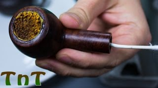 Deep Cleaning Your Pipe with the Salt and Alcohol Treatment - Pipes 101 #4
