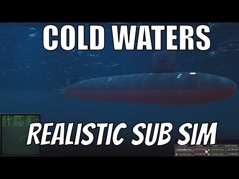 Cold Waters REVIEW - Realistic Submarine Game That Teaches History
