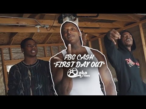 """FBG Cash - """"First Day Out"""" (Official Music Video)"""