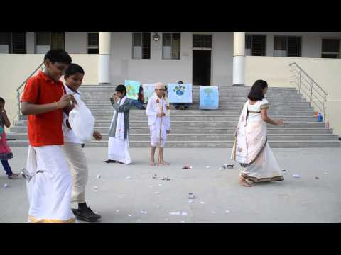 Swachh Bharat skit by The Smart School