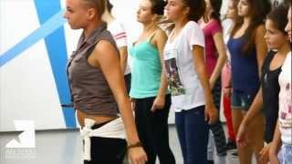 Открытые уроки от учителей школы танцев AllStars!) 2.09. 2012