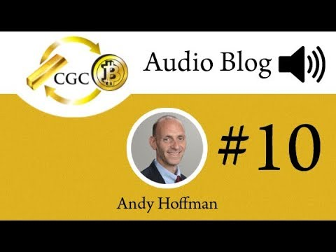 Crypto Audioblog #10, w/Andy Hoffman - Crypto Civil Wars - And the Coming Age of Bitcoin Dominance