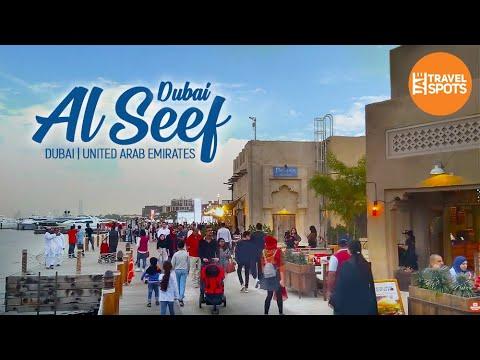 Al Seef Dubai, Dubai Creek | Dubai Vlog