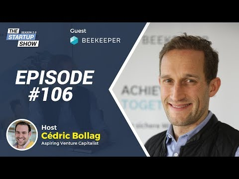 Connect with your employees better than ever before: Beekeeper /Episode 106